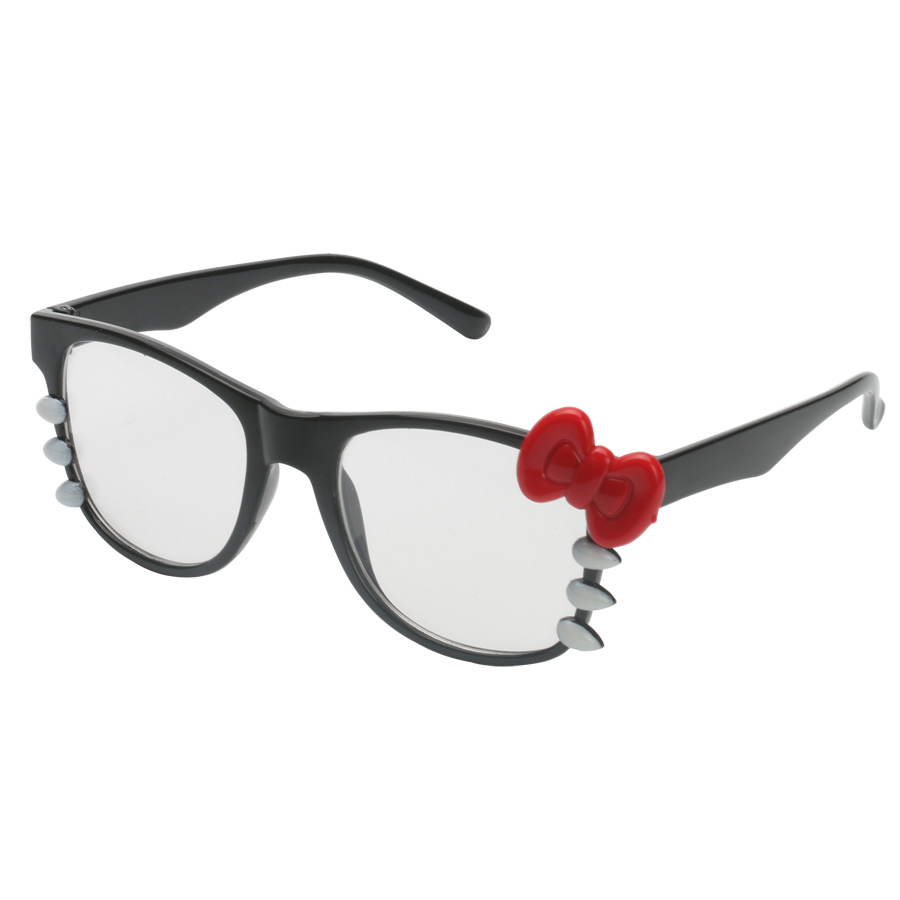 033233efa Funny Decorative Hello Kitty Party Favor Novelty Costumes Glasses  Photobooth Props Birthday Gift Event Party Supplies Decoration-in Photobooth  Props from ...