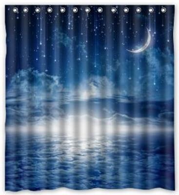 Dream Starry Sky Custom Fantasy Night Wonderful Star Universe