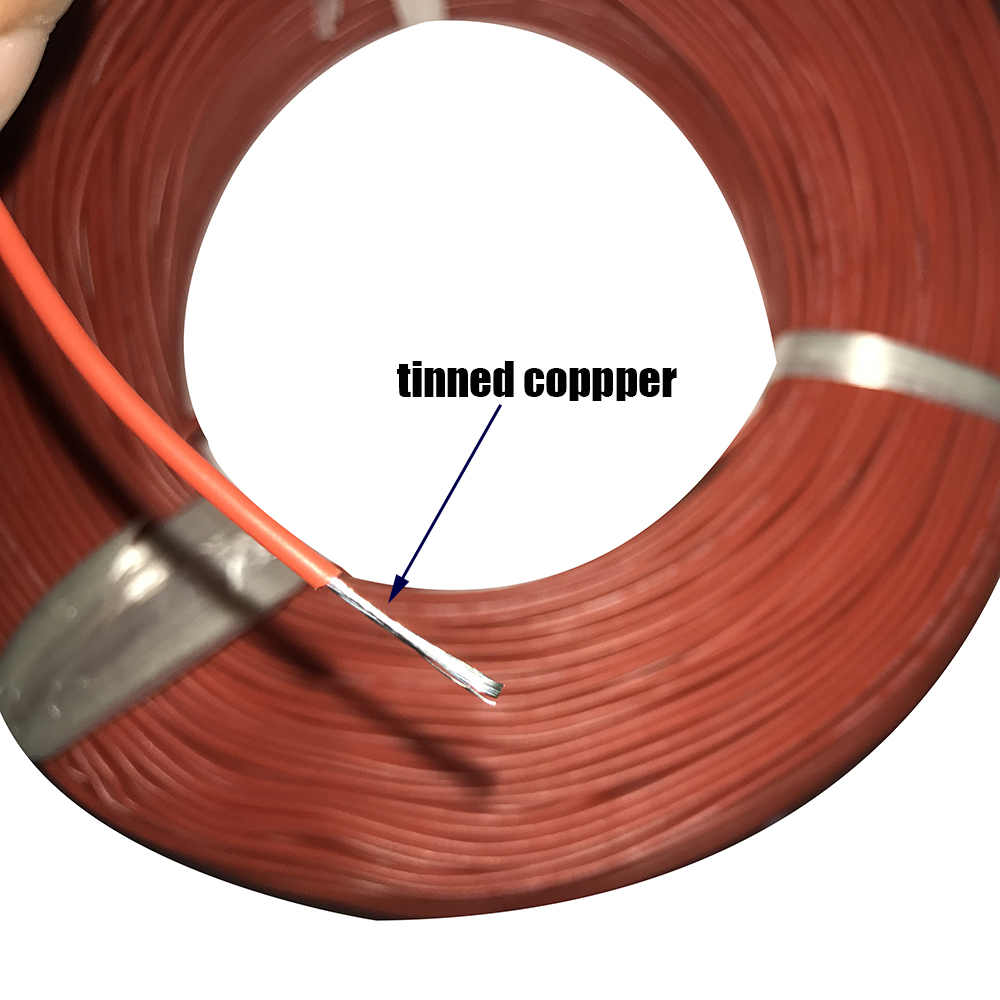 20AWG INSULATED WIRE GRAY 300/' ROLL