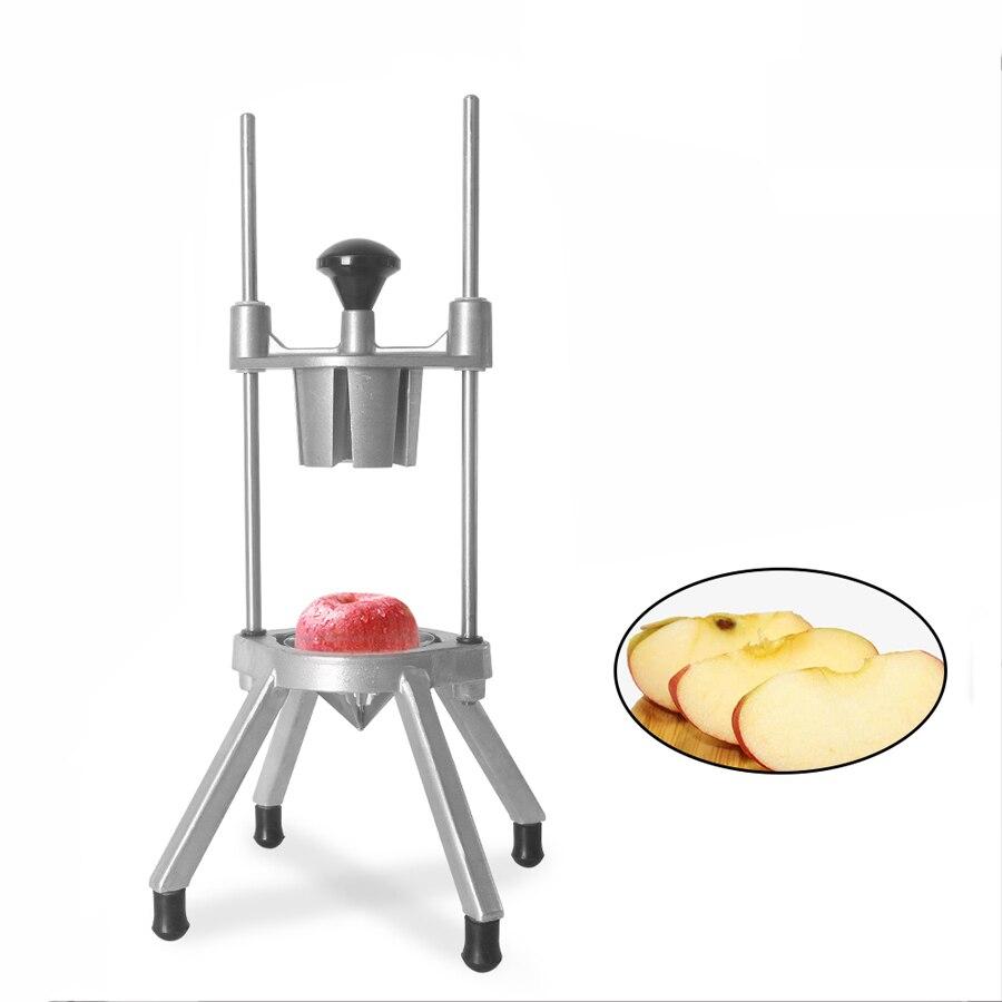 Máquina nova do cortador dos legumes do fruto do divisor da fruta da chegada de itop fácil limpado rápido durável cortador de frutas de aço inoxidável am-15