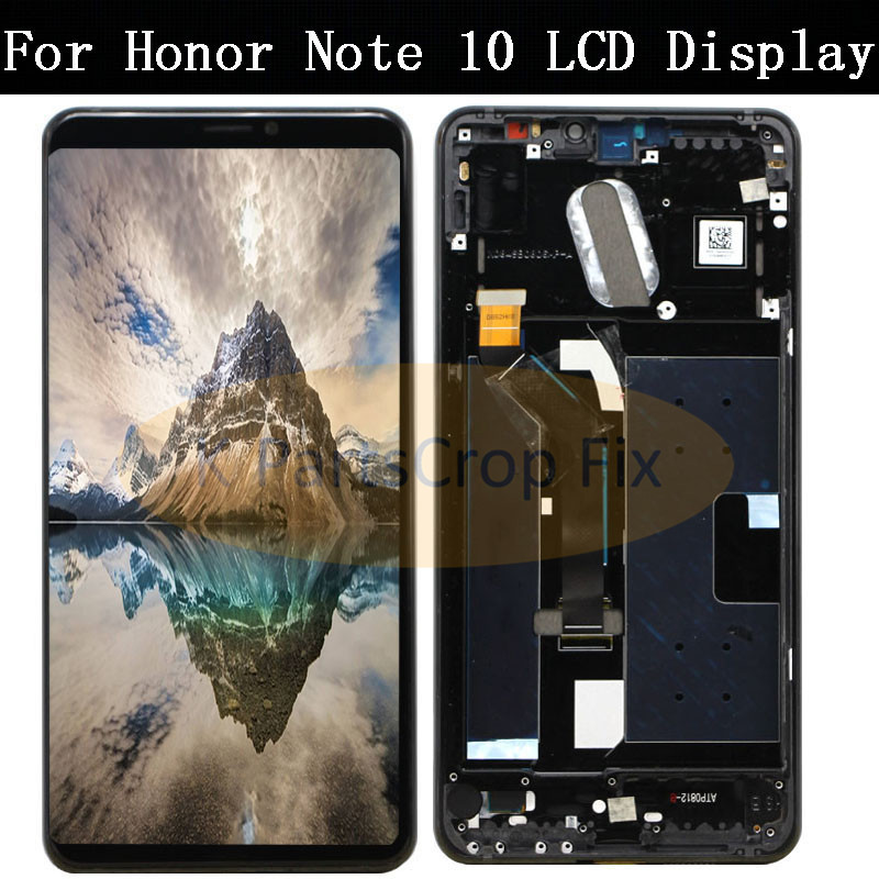 100 New Original LCD For Huawei Honor Note 10 Note10 LCD Display With Touch Screen Digitizer