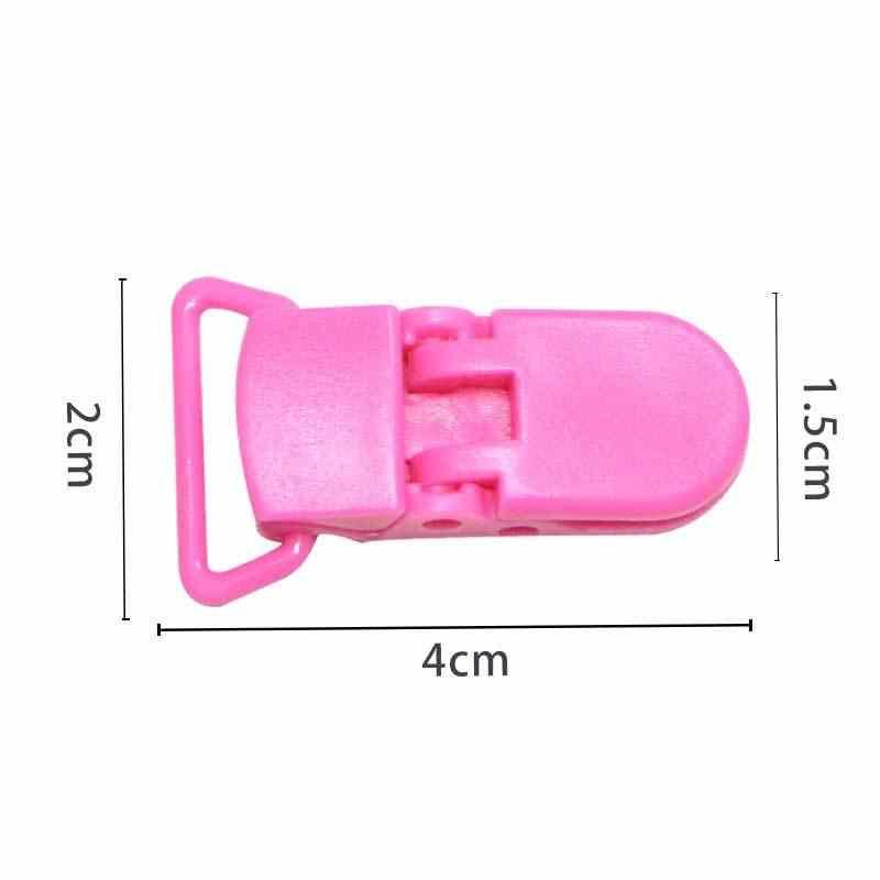 De Nieuwe Baby Fopspeen Clip Keten Dummy Houder Voor Tepels Kinderen Clips Fopspeen Houder Verstelbare Houder Voor Tepels