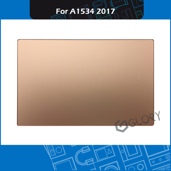 "10pcs/Lot A1534 Touchpad Track pad For Macbook Retina 12"" A1534 Touch pad Golden Mid 2017"