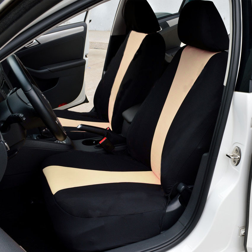 HOT Customized Sandwich Bucket Car Seat Covers Fit Most Car Truck Suv or Van Airbags Compatible Seat Cover 2016 in Automobiles Seat Covers from Automobiles Motorcycles