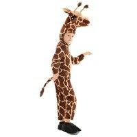 Kids Giraffe Costume Pajamas Jumpsuit Animals Cosplay Suit Baby Boys Girls Halloween Cosplay Costume For Kids