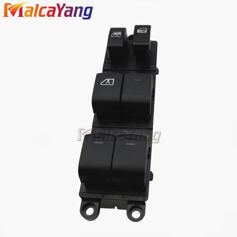 25401 ze80a electric power window master control switch for nissan sentra 2008 2010