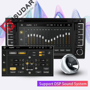 Image 3 - Isudar 2 Din Auto Radio Android 9 For VW/Volkswagen/Touareg CANBUS Car Multimedia Video DVD Player GPS Navigation USB DVR FM/AM