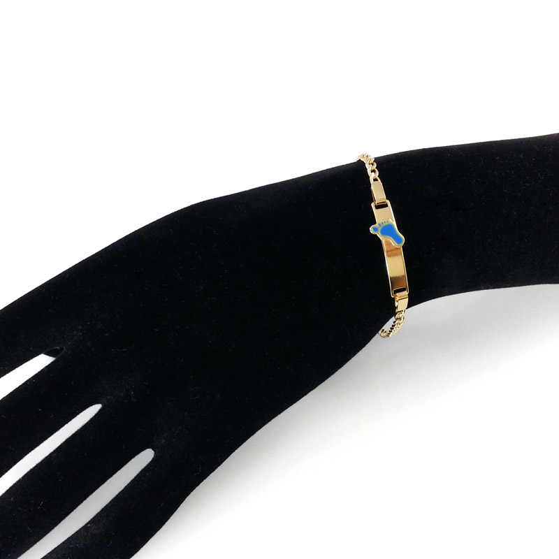 98501b14e84d Baby Bracelets Kids Jewelry Pulsera Bebe Pulseiras Bracelete Bracciali Nina  Armband Braclet Gold Bangles Women Bileklik