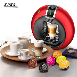 15bar Capsule Coffee Machine Household Espresso Coffee Maker Automatic Capsule Coffee Machine 1500W EDG606