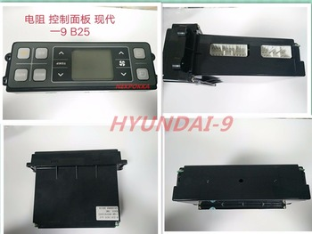 Ac otomotif panel untuk hyundai-9, ac controller panel saklar untuk hyundai-9