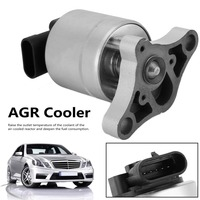 Durable AGR Cooler 5851024 For Opel For Astra For Astra H For Vectra C For Zafira B For Vauxhall EGR Valve Vehicle Accessories