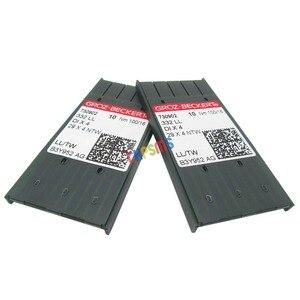 Image 1 - 20 PCS Groz בקרט 332LL 29X4NTW DIX4 עור מחטי fit עבור הזמר 29 4, 29 K מכונות