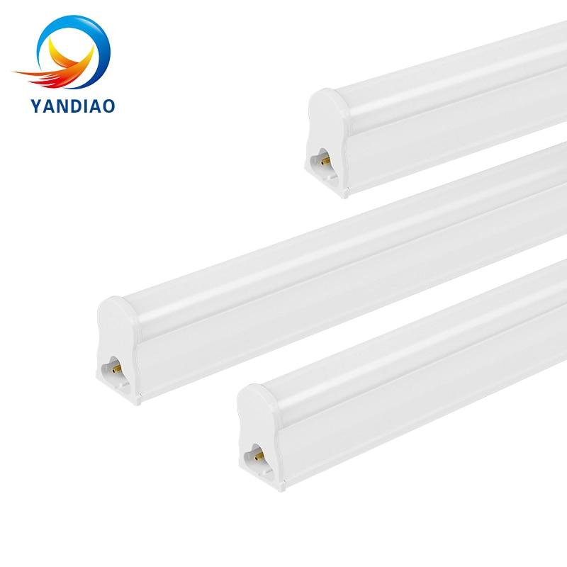 YANDIAO Lamps Tubes Neon-Bulbs Energy-Saving Fluorescent 120CM LED 8W 4W 85V-265V 30CM