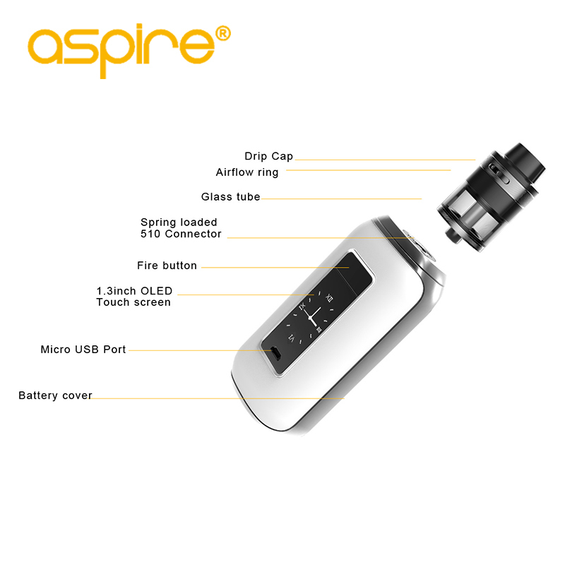 Aspire Skystar Revvo Kit Pictures (48)