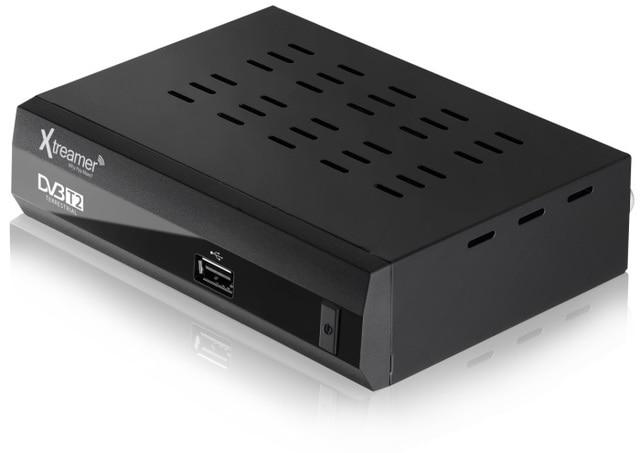 Xtreamer DVB-T2 Bien with high sensitivity antenna