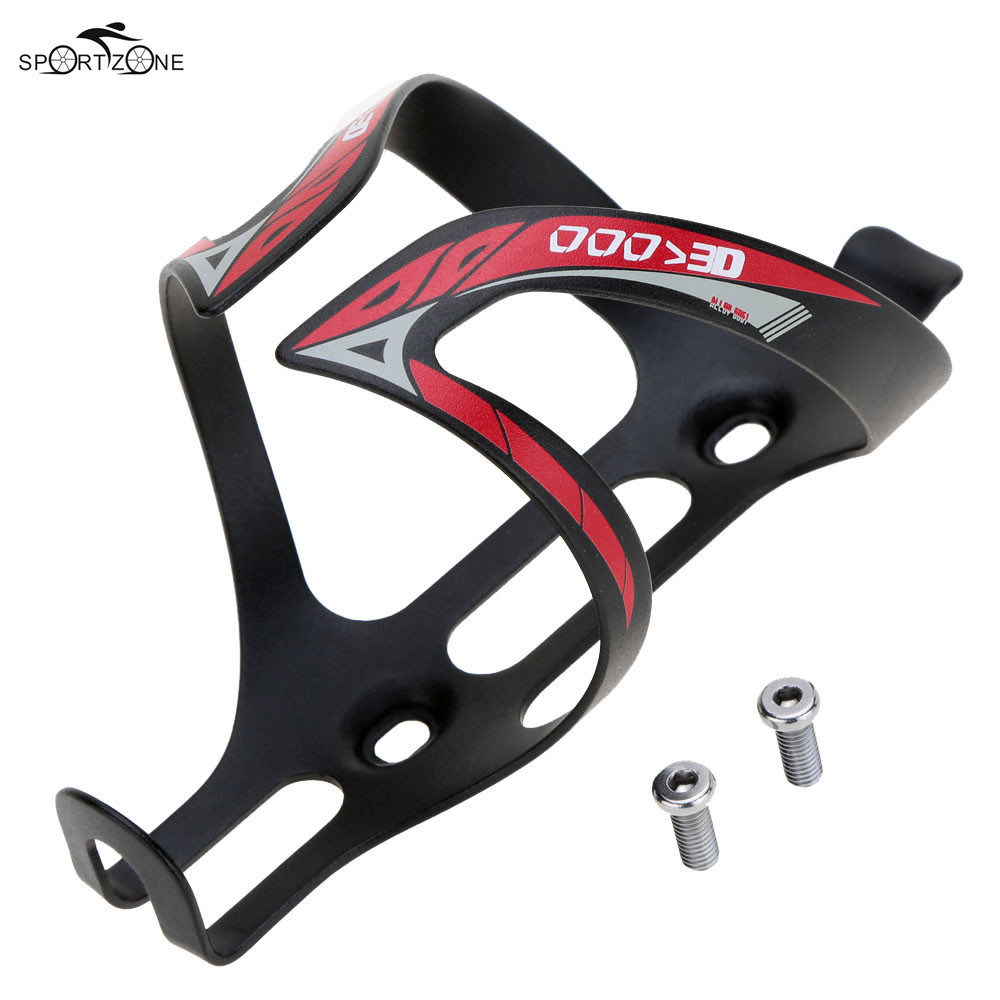 Bicycle Cycling  Water Bottle Holder Carbon Fibre Color Mountain Road Bike Cages