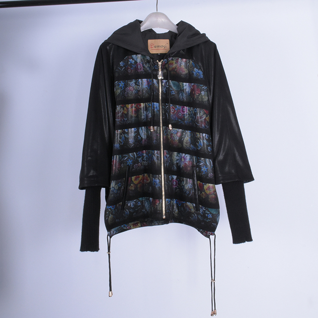 Factory direct supplier Faux Suede soft clothing Women s jacket Fashion  hooded jacket Sleeves Detachable wholesale High quality 6c674c608