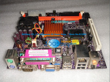 ID-PCI7E PC2000E +1.5G Integrated CPU DDR2 Industrial POS 17*17