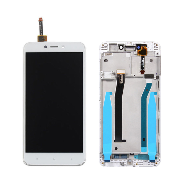 High Quality 4X LCD For Redmi 4X Display For Xiaomi Redmi 4X LCD Screen with Frame Touch Panel Digitizer Assembly 3