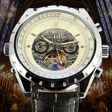 Jargar Automatic Watches Men Business Style Men Watch