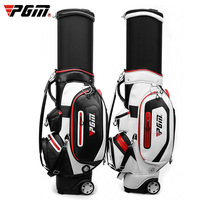 PGM PGM Retractable Golf Bag with Wheel New Patent Designed Golf Bag / Travelling Aviation Bag High Quality A4346