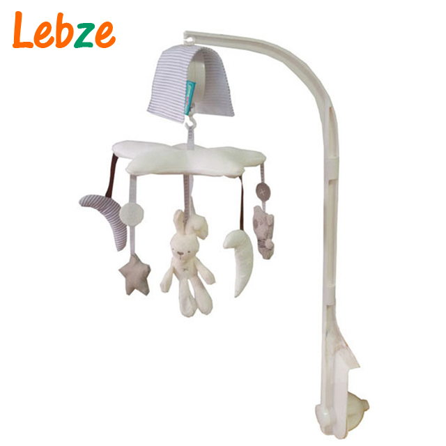 Crib Toys Learning : Aliexpress buy baby crib musical mobile cot bell