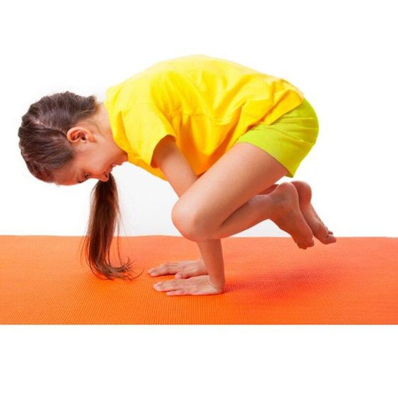 Childrens 10MM NBR Yoga Mats For Kids Exercise Pilates