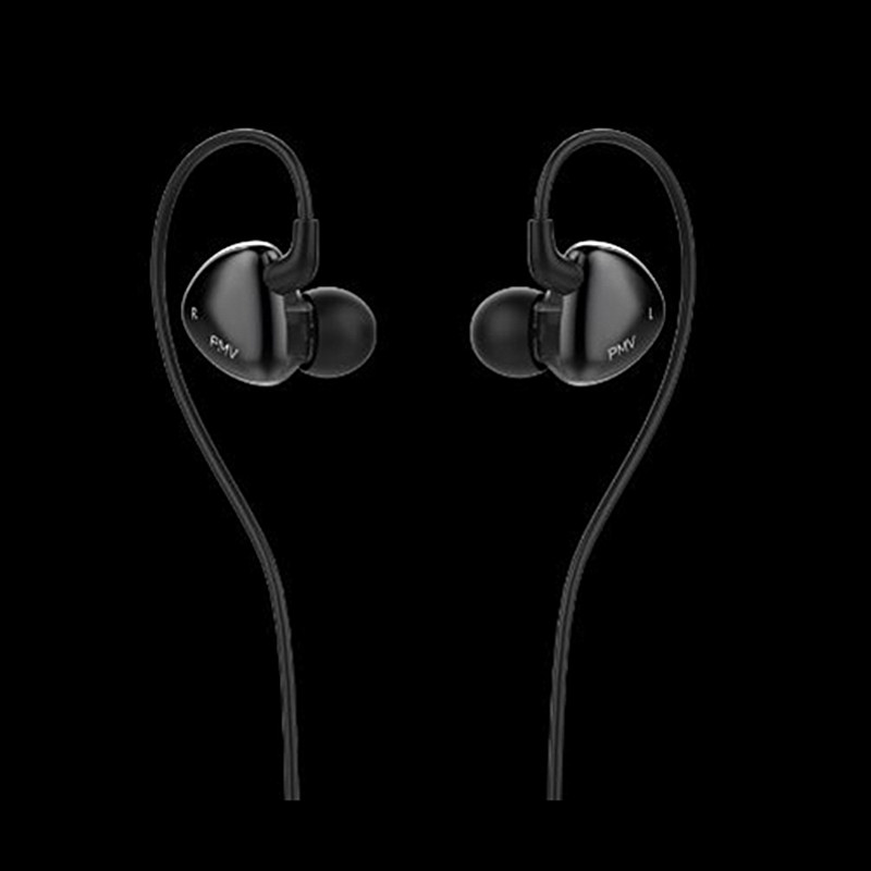 New PMV A-01 MK2 In Ear Earphone 2BA with 1DD Earphones Fever HIFI 2 Balanced Armature With Dynamic Earbuds Headset