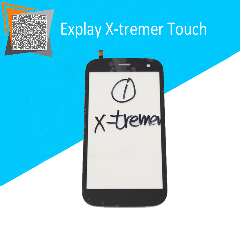Best Price For Explay X tremer Touch Screen Digitizer Front Glass Replacement Parts for Explay X