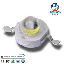 sell NEW kind 3W high power cool white color 60deg led diode(China)