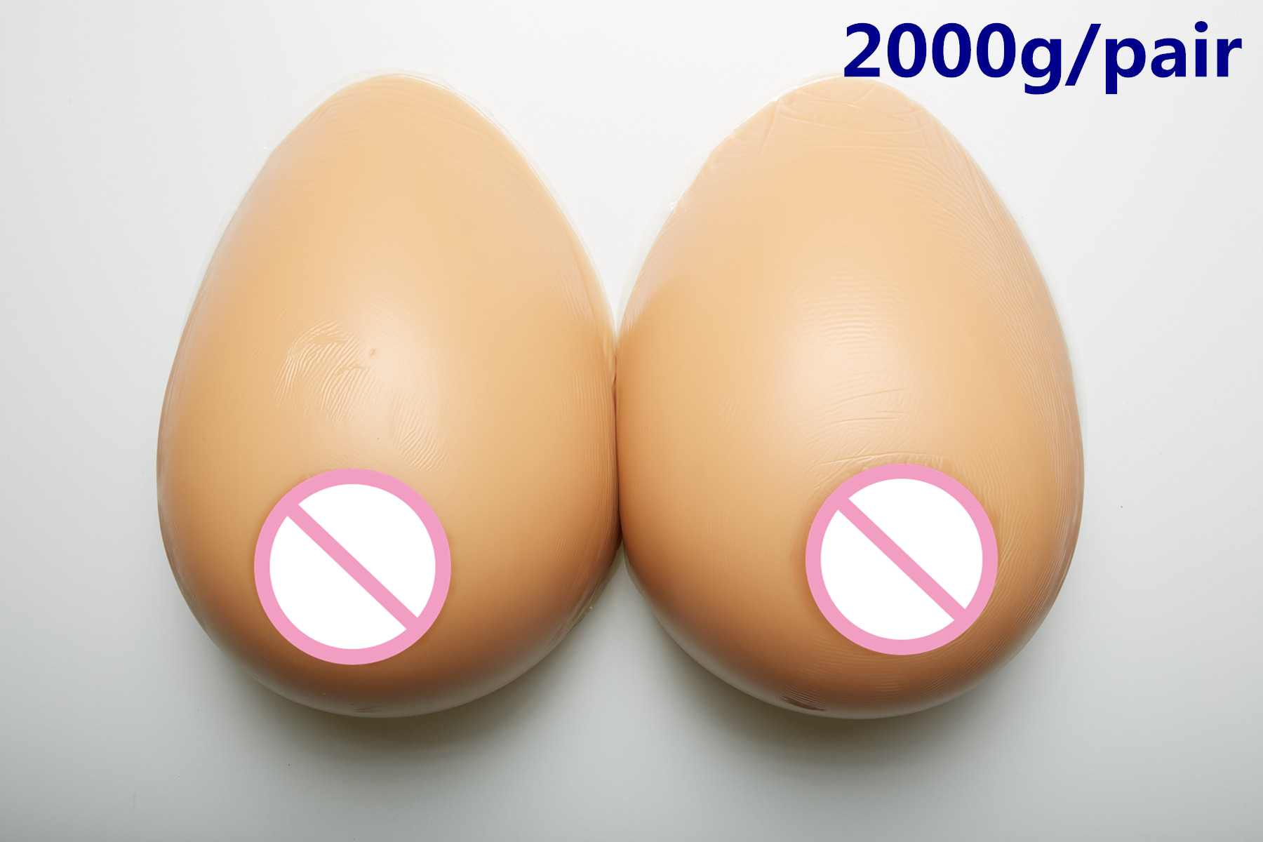 Fake Boob 2000g/pair Brown Silicone Breast Forms Breast Prosthesis Crossdresser Drag Queen Shemale Transgender False Breasts false breast artificial breasts drag queen silicone breast forms shemale fake boob for transgender and crossdressing 1200g