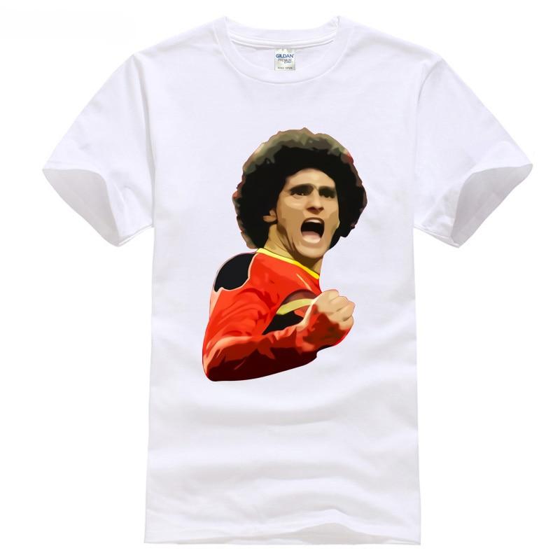 2018 europe footballer games Marouane 8 Soccering T-shirt All Sizes NEW Tunis