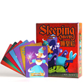 Sleeping Queens Queen Children'S Educational Toy Card Game Board Game Party Game Funny Kids Game Toys With English Instructions