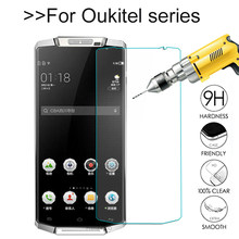 Tempered Glass for Oukitel k10000 Screen Protector for Oukitel k3 k5 k6 k10 k8000 k6000 pro plus k 10000 Glass Protective Film(China)