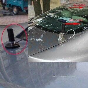 Image 5 - Antena de HH N2RS de doble banda para coche, Radio Móvil UHF VHF 400 470 136 174MHZ, interfaz M con Base magnética de 5 metros