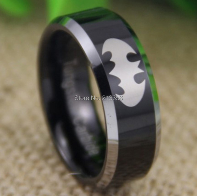 superhero graphics wedding rings beautiful concept splendid