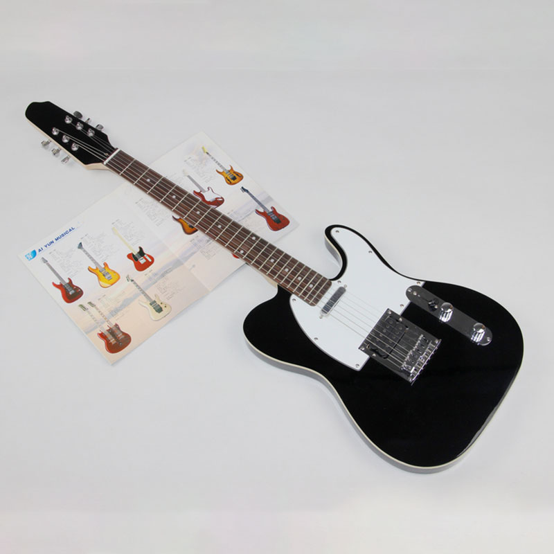 39 inch tel john 5 electric guitar string button can lock string rose wood finger plate passive. Black Bedroom Furniture Sets. Home Design Ideas