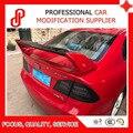 Hohe Qualität ABS Material Auto Hinten Stamm Flügel Schwarz Primer Farbe Heckspoiler Für Civic Spoiler FD2 2006 2013|Spoiler & Flügel|   -