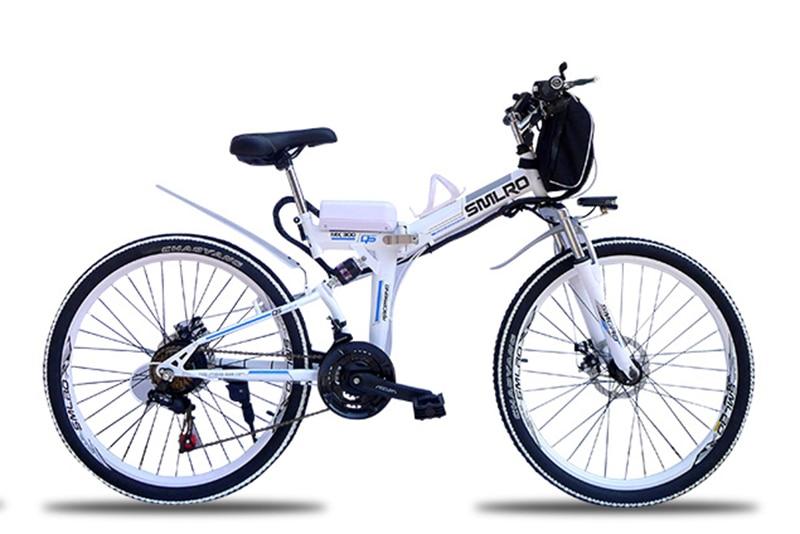 24 ιντσών αναδιπλούμενο ηλεκτρικό - Ποδηλασία - Φωτογραφία 4