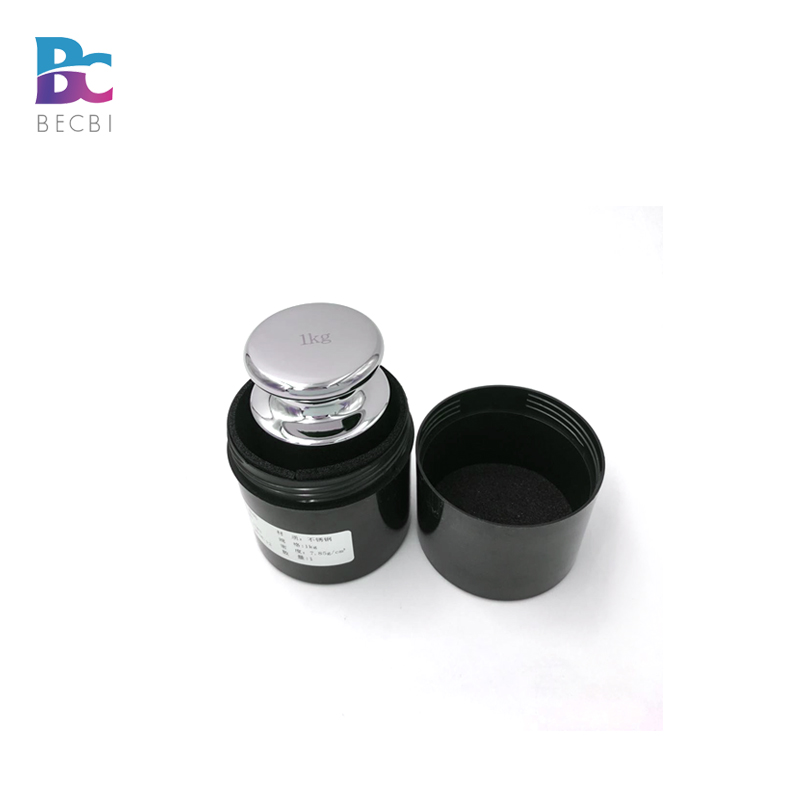BECBI Calibration Weight M1 Gramme 1000g 2000g Stainless Steel Chrome Plating Presision Weights