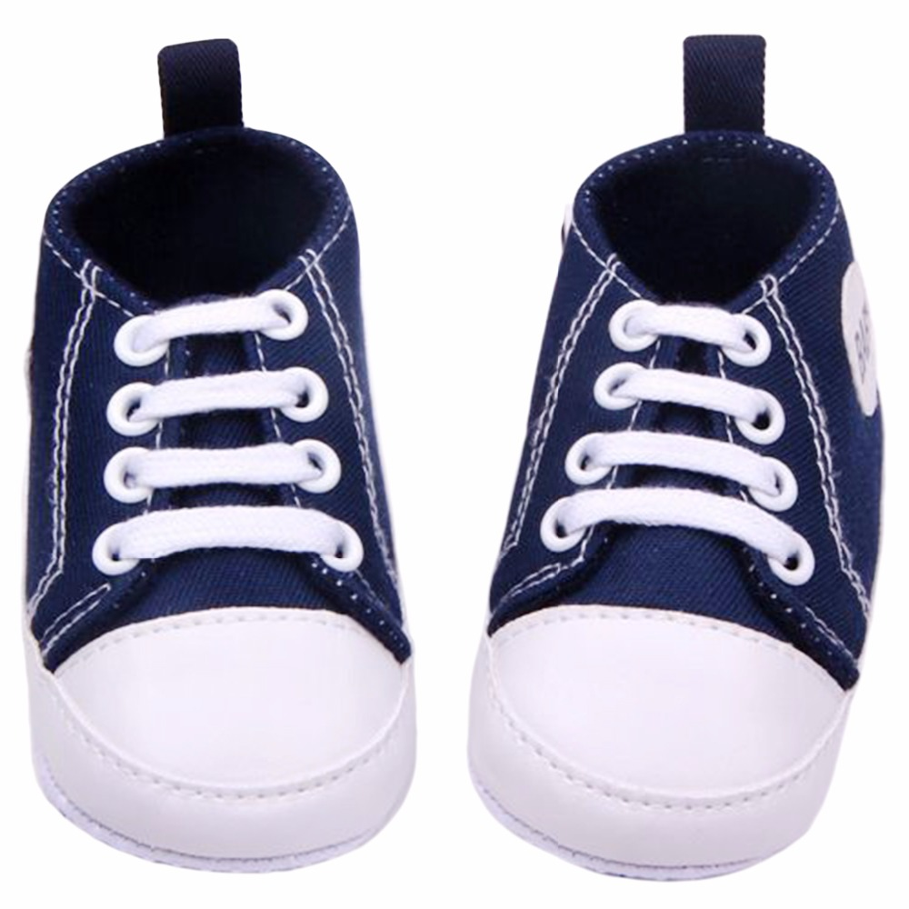 1 Pair Boy Girl Sport Shoes First Walkers Baby Shoes Sneakers Infant Soft Bottom Toddler Antislip Shoes Boots