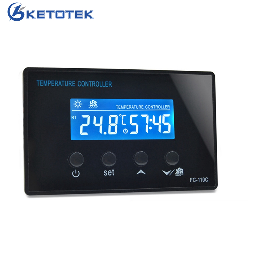 Digital Thermostat Temperature Controller For Sauna Steam Room Temperature Control Switch 18-65C With Timer туфли tamaris trend туфли