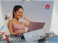 Authentic Unlocked Huawei B660 HSPA+ WCDMA 900/2100Mhz 3G WIFI Wi-fi Gateway Router