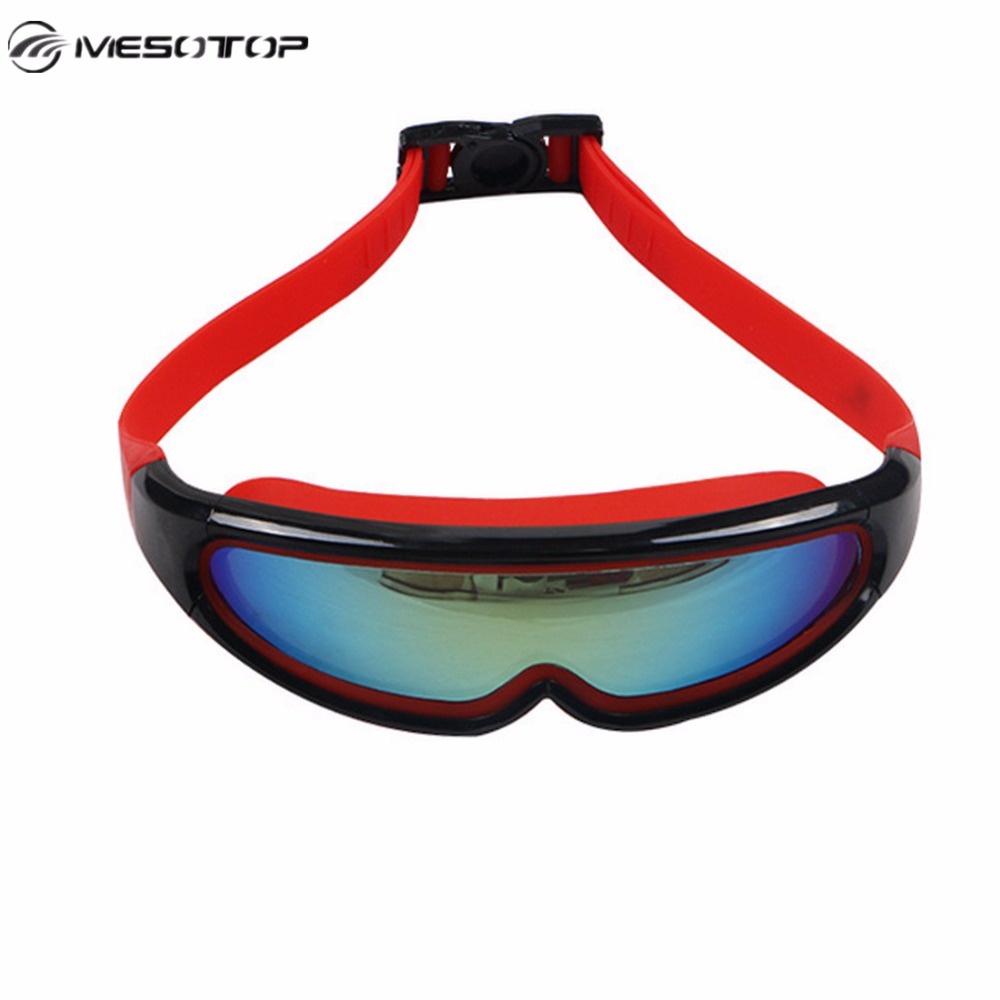 Masotop UV Protection Kids Swim Goggles Anti-fog Lights hard Case Children Swimming Goggles Pool Protection oculos de grau