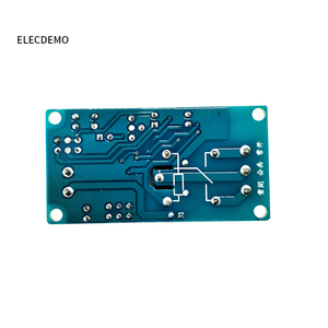 Image 5 - 5V12V schließer trigger verzögerung schaltung relais modul timing vibration alarm optokoppler isolation verzögerung modul