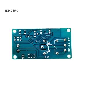 Image 5 - Módulo de relé de circuito de retardo de disparo normalmente abierto de 5V12V, alarma de vibración de sincronización, módulo de retardo de aislamiento optoacoplador