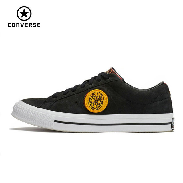 a9d242df1a9b China dog year limited edition dog LOGO Original Converse one star shoes  men women unisex sneakers Skateboarding Shoes