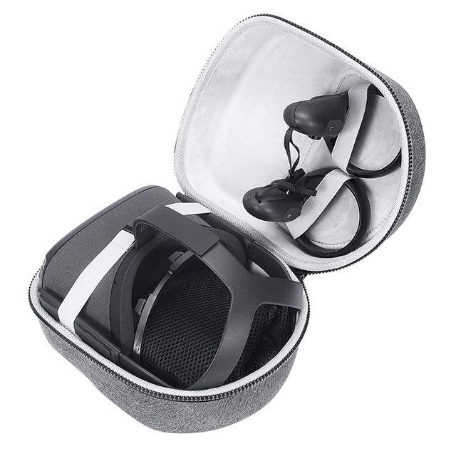 Fest EVA Reise Lagerung Tasche Tasche Box für Oculus Quest Virtuelle Realität System und Zubehör