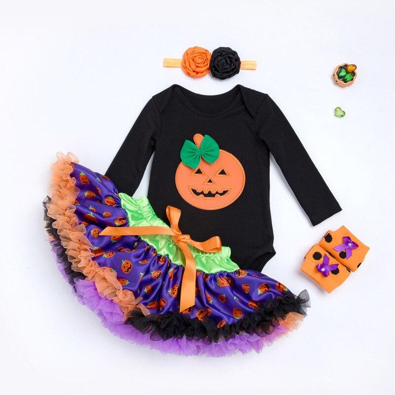 cosplay  costumes Children's Halloween costumes  Halloween's party  cosplay Pumpkin costume  Gifts for children