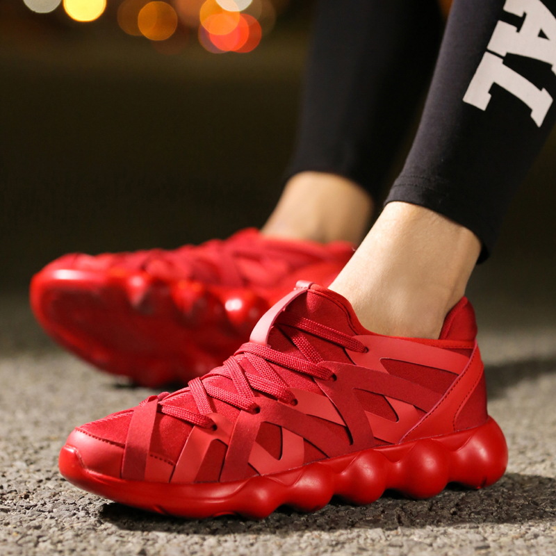 2018 Summer Men Shoes Sneakers Breathable Casual Shoes Fashion Comfortable Lace up Men Light Mesh Flats Shoes Wholesale 47 pinsen fashion women shoes summer breathable lace up casual shoes big size 35 42 light comfort light weight air mesh women flats